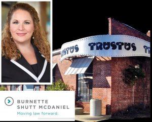 Janet Rhodes Trustus board