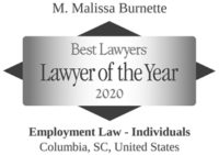 Best Lawyers Lawyer of the Year Employment law 2020